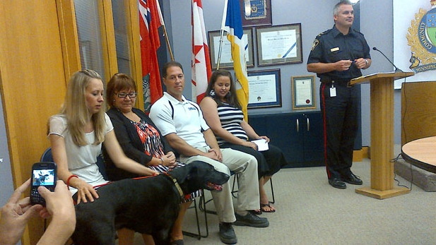 Winnipeg police announce the expansion of Crime Stoppers to animal cruelty and abuse cases.