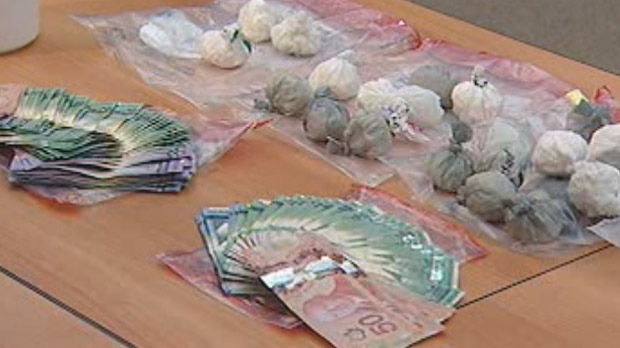 Winnipeg police seize drugs