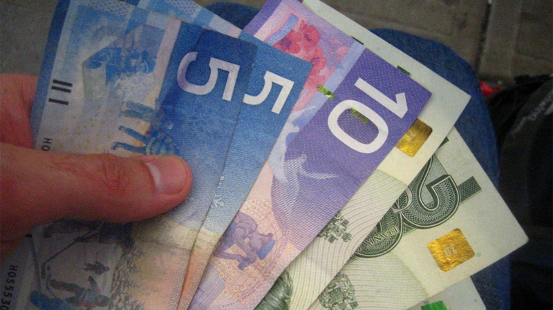 Manitobans will have to dig deeper into their pockets in 2013, as a host of new taxes and fees will be introduced. (file image)