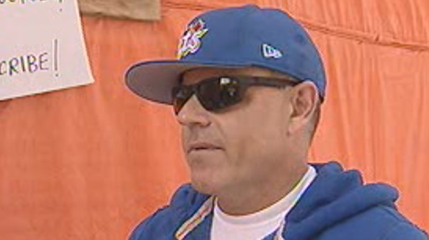 Darrell Ackman, who calls himself 'Mr. Jetz TV,' is facing a number of charges in Winnipeg, said police. (file image)