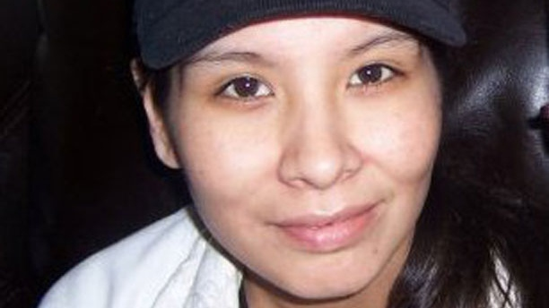 Tanya Nepinak is shown in a file photo.