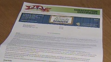 Consumerwatch: Purchasing lottery tickets