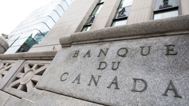 Bank of Canada downgrades growth outlook