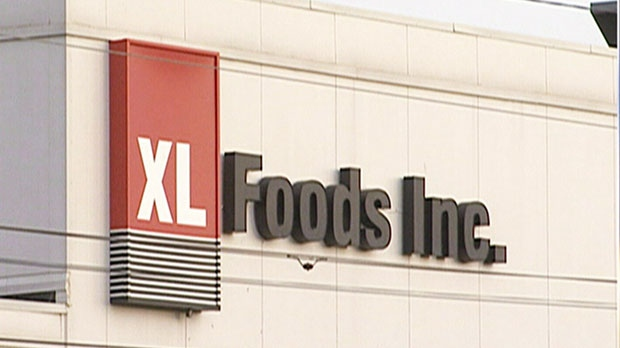 Ground beef recalled from XL Foods in Alberta