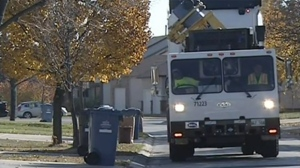 Starting in October 2017, GFL Environmental and Miller Waste Systems will pick up trash, recyclables and yard waste for the next seven years. (File Image)