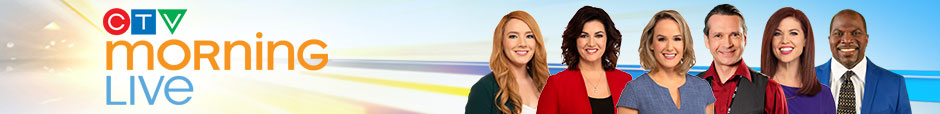 CTV Morning Live - Weekdays 6 - 9